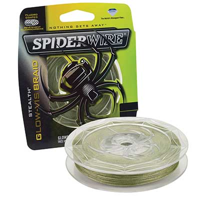 spiderwire braid green