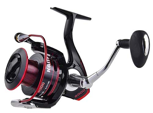 kastking sharky spinning reel