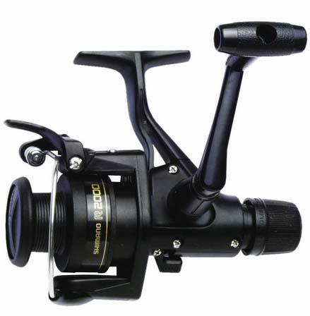 shimano spinning reel clam