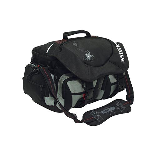 spiderwire wolf fishing bag