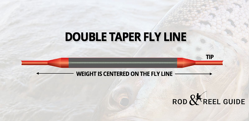 double taper fly line
